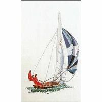 kit Bateau à voile Skipper 1006 Thea Gouverneur