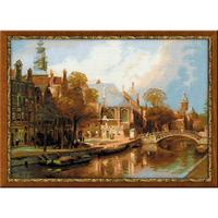 Amsterdam. La vieille église - Riolis 1189