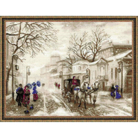 Ancienne rue - Riolis 1400