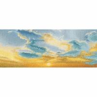 Étude du ciel  404A Thea Gouverneur Kit  point de croix