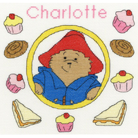 Paddington Bear Baking sampler - Bothy Threads - Code XPB2