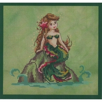 Mermaid by the Rocks - Sirène des Rochers 2
