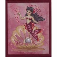 Mermaid of the shell - Sirène au coquillage 2