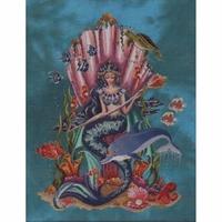 Amphitrite reine déesse de la mer BF0720  Bella Filipina