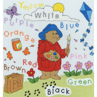 Paddington Bear Colours  XPB5