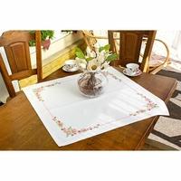 Nappe de Table Fleurs de pommiers  FM005  Luca-S