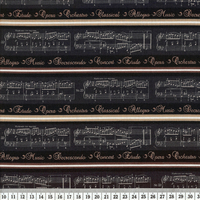 Tissu patchwork Allegro Copper - Stof 4570-101
