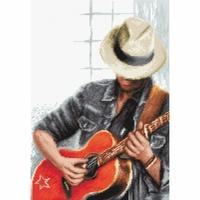 Guitariste  B2340  Luca-S