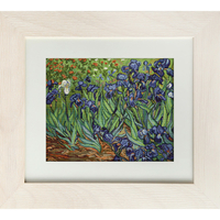 Les Iris d après Van Gogh - Luca-S B444