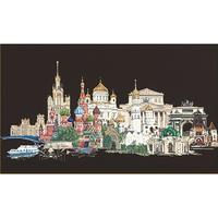 Moscou - Kit Aïda noire - Thea Gouverneur 510-05