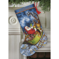 Vol du Père Noel  70-08923  Dimensions