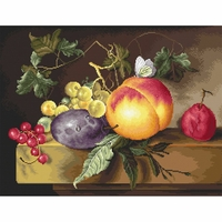 Nature Morte de fruits  B593  Luca-S