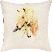 Coussin Cheval  PB179  Luca-S