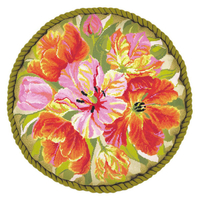 Coussin  Tulipes - Riolis  1500