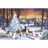 Bois de Noël  947  Letistitch