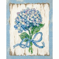 Hortensia bleu II  973  Letistitch