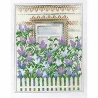 Fenêtre fleurie  C046  RTO