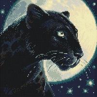 Panthère noir Bagira  AM0045  Riolis