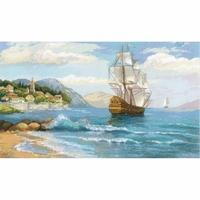 rivages lointains  1900  Riolis