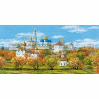 monastère orthodoxe  1812  Riolis