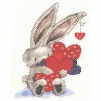 Bebunni  Beaucoup d amour  XBB21  Bothy Threads