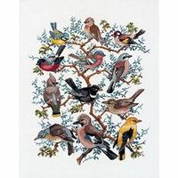L Arbre aux Oiseaux 12-266 Eva Rosenstand