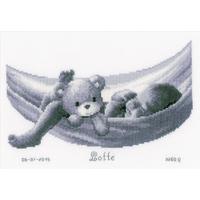 Bébé en hamac   Vervaco  0150906