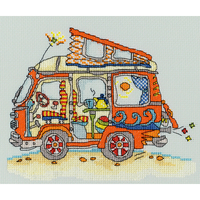 Sew Dinky VW Van - Bothy Threads - Code Bothy-XSD2