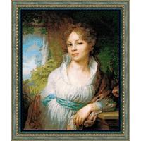 Portrait de M.I. Lopukhina - Riolis 100-048