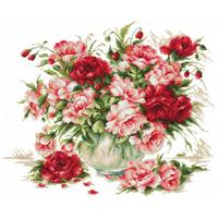 Vase de Pivoines  - LUCA-S BL22888