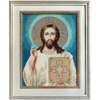 Icône Jésus Christ - Luca-S BR117