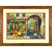 Charming Waterway - Dimensions Gold - Code D70-35306
