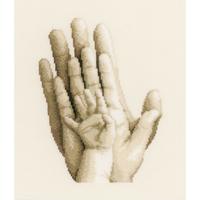 Des mains  0154230  Vervaco