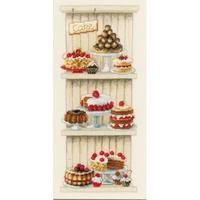 Délicieux gâteaux - Vervaco  0150672