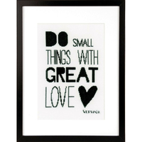 Small things with great love  0156395