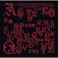 Abécédaires antique  2093-05  Thea Gouverneur