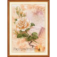 Lettre d'amour - Rose - Riolis - 0035PT