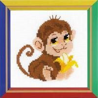 Petit singe - RIOLIS   HB161