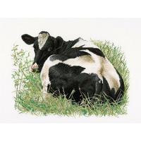 Thea Gouverneur - 452 Lin - Vache noir