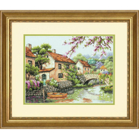 Canal du village - Dimensions 70-35330