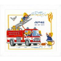 Chez les pompiers - Vervaco 0145601