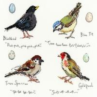 Bothy Threads - XMF2 - Graden Birds 2