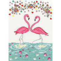 Bothy Threads - XKA9 - Love Flamingo