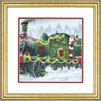 Dimensions - Santa Express - Code 70-08918