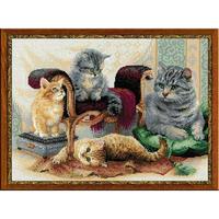 Riolis  1327  Feline Family