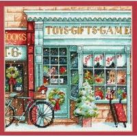 Boutique de jouets  70-08900  DIMENSIONS