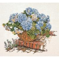 Thea Gouverneur  2046A  Blue Hydrangea
