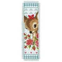 Vervaco  0150895  Marque-page  Bambi et Chaperon Rouge