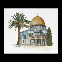 Thea Gouverneur  535  Dome of the Rock  Lin