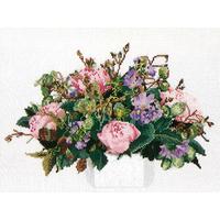 Thea Gouverneur  1080A  Bouquet de Pivoines  Aïda